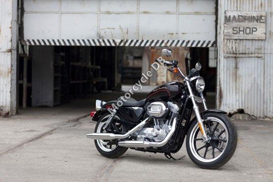 Harley-Davidson XL 883L Sportster 883 SuperLow 2011 6084