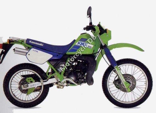 Kawasaki KMX 200 1988 1364