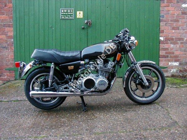 Yamaha XS 850 1982 8499