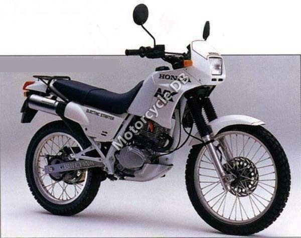 Honda NX 125 Trans City 2000 16059