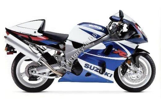 Suzuki TL 1000 R 2000 6036