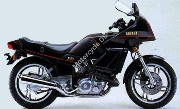 Yamaha XZ 550 1983 11310