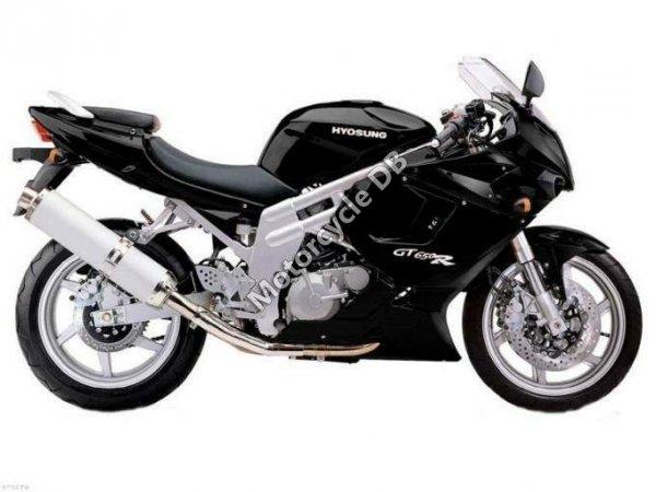 Hyosung GT 650 R 2006 21210