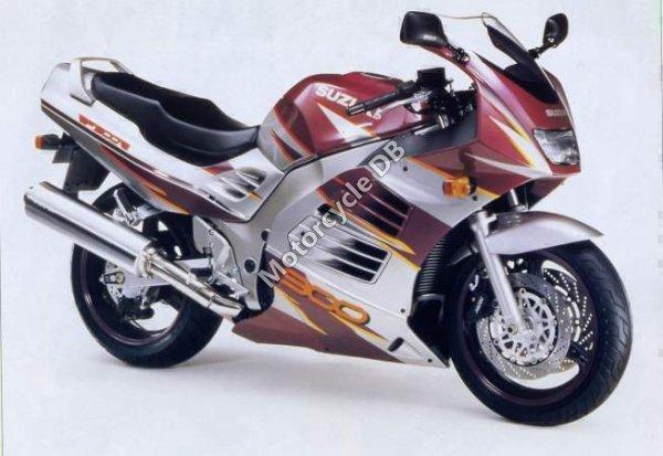 Suzuki RF 900 RS2 1995 16010
