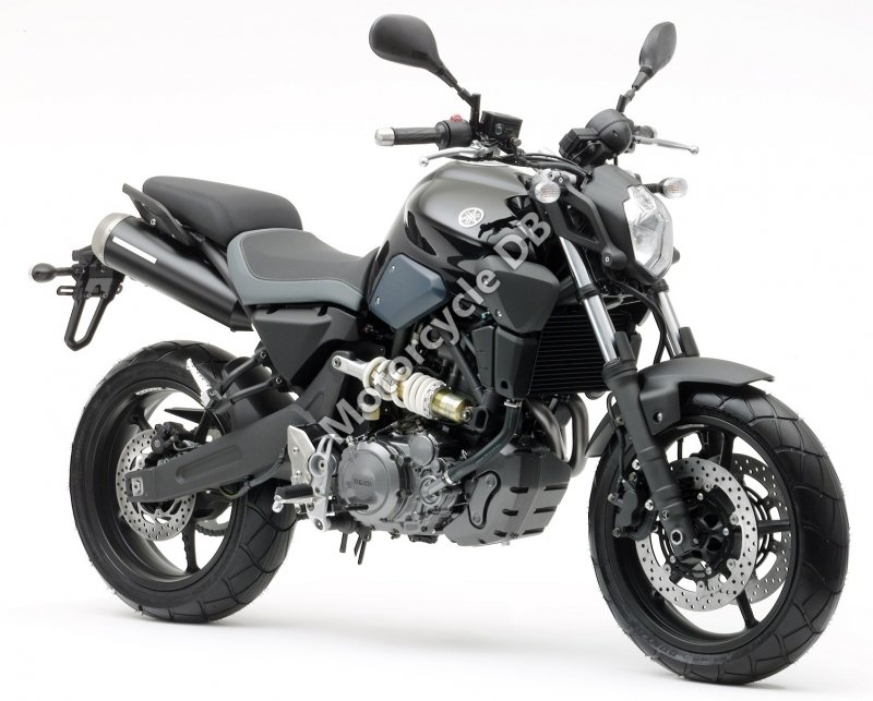 Yamaha MT-03 2009 25984