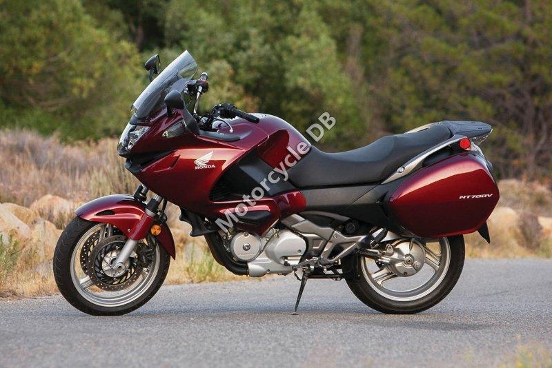 Honda NT700V Deauville 2009 31022