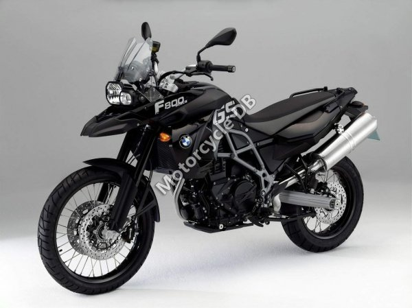 BMW F 800 GS Triple Black 2012 22388