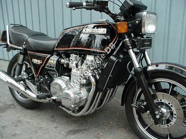 Kawasaki Z 1300 DFI 1987 17449