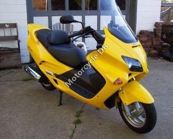Honda Reflex NSS 250 2001 7045