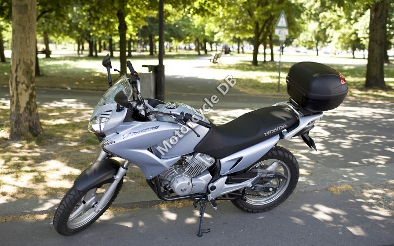 Honda XL125V Varadero 2007 31003