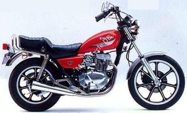 Kawasaki Z 250 LTD 1981 13267