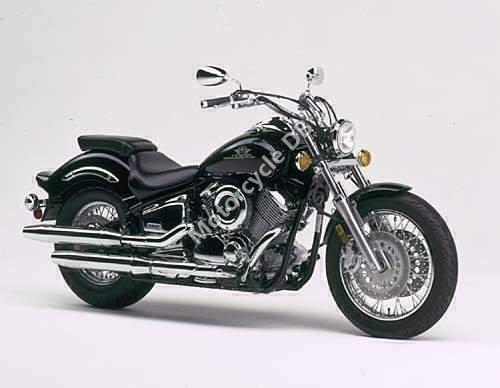 Yamaha XVS Drag Star 125 2000 19507