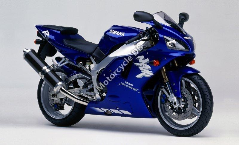 Yamaha YZF-R1 2002 25754