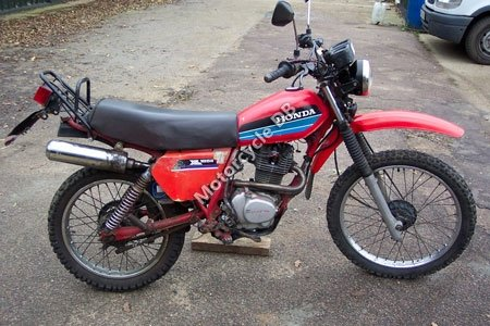 Honda XL 185 S 1981 8515 Thumb