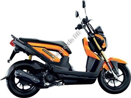 Honda Zoomer-X 2014 23695