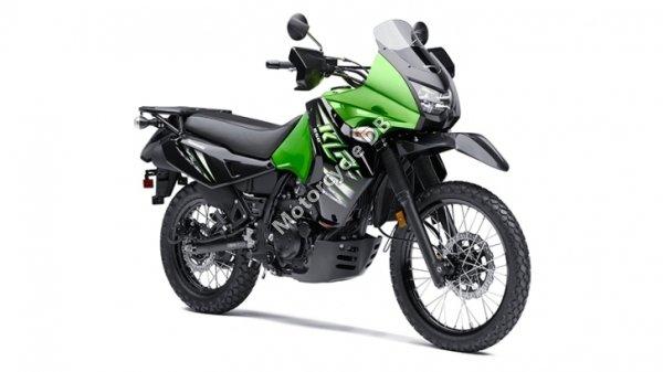 Kawasaki KLR 650 2014 23485