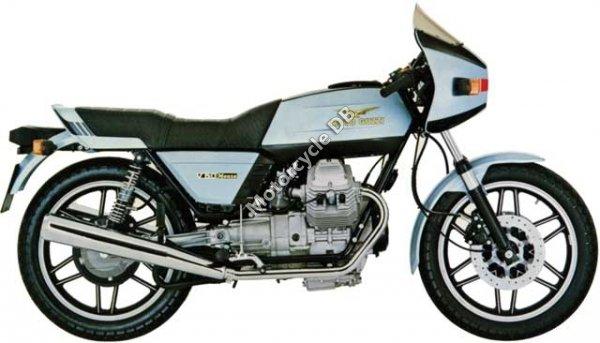 Moto Guzzi V 50 Monza 1983 17713