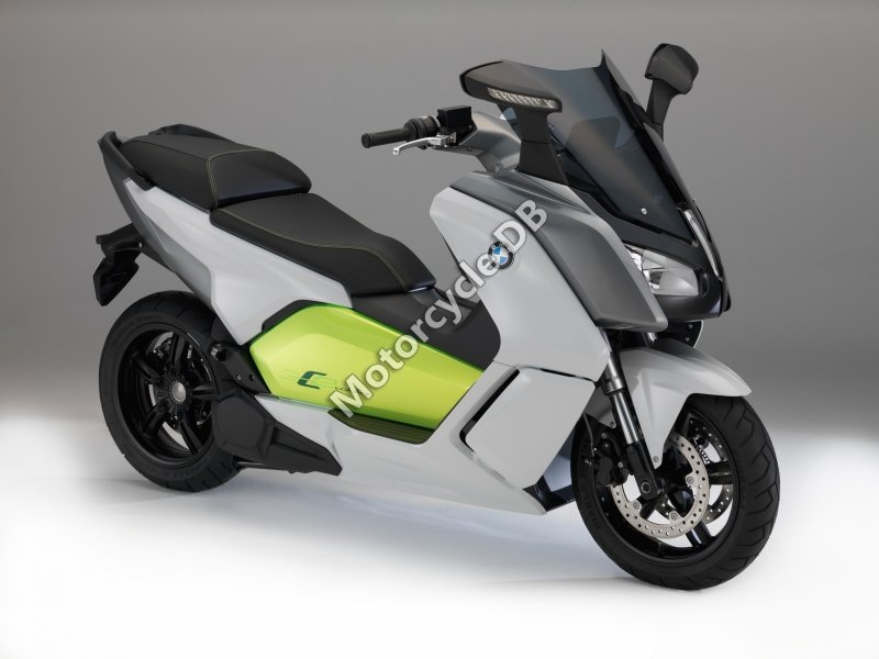 BMW C Evolution 2014 32557