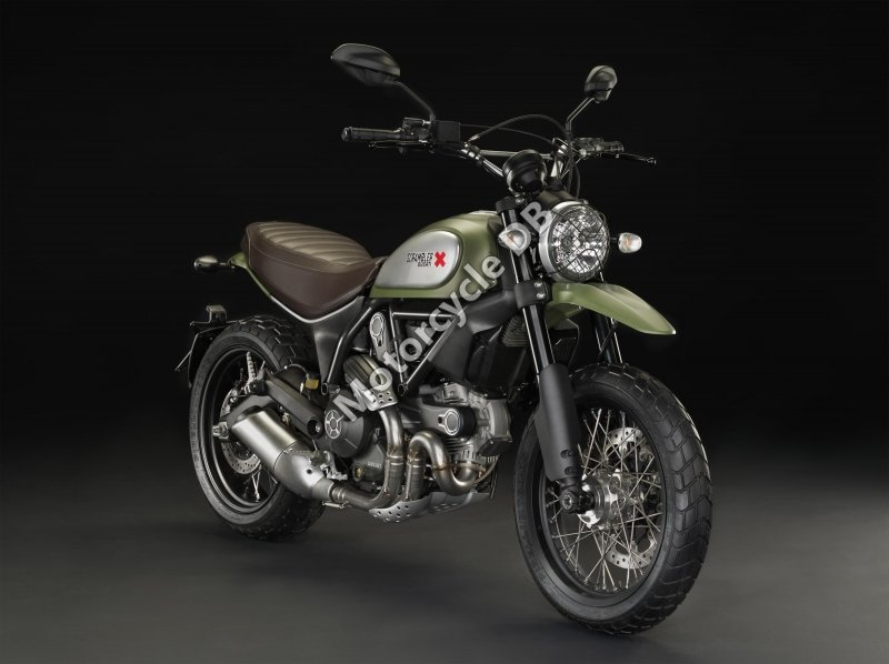 Ducati Scrambler Urban Enduro 2015 31238