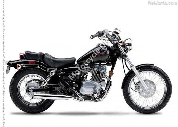 Honda 250 Rebel 2010 13920