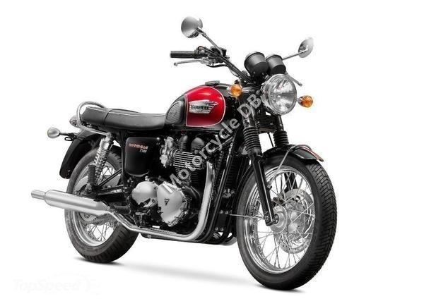 Triumph Bonneville T100 2014 23894