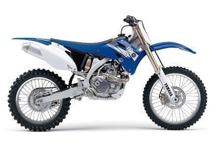 Yamaha YZ 450 F 2006 5203