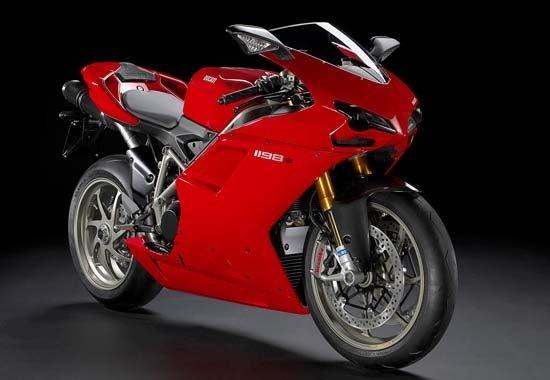 Ducati Superbike 1198 2009 40