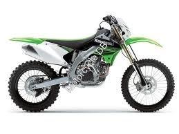 Kawasaki KLX 450R 2010 154