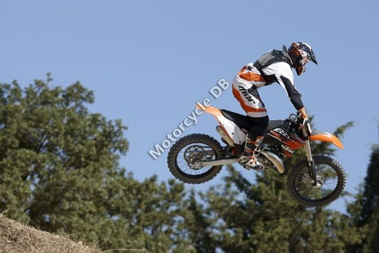 KTM 125 SX 2010 4345