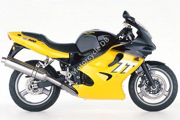 Triumph TT 600 (2000)