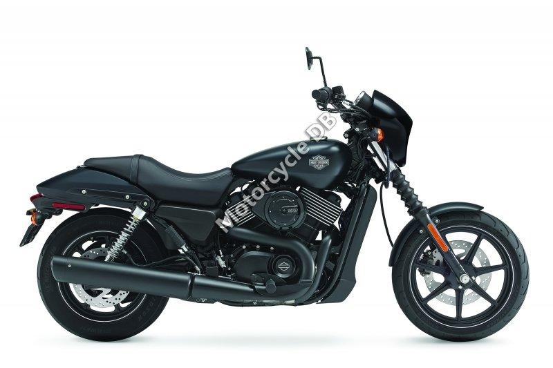 Harley-Davidson Street 750 2016 31080