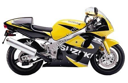 Suzuki GSX-R 600 2000 6039