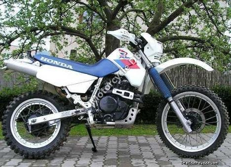 Honda XL 600 RM (reduced effect) 1986 11543