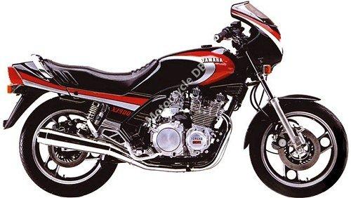 Yamaha XJ 900 1983 9679