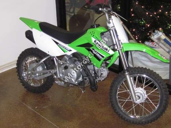 Kawasaki KLX 110L 2011 14645