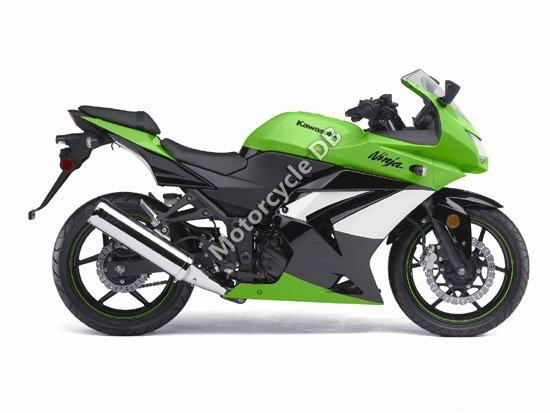 Kawasaki Ninja 250R 2009 3545