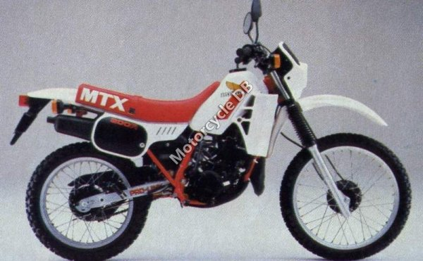 Honda MTX 200 R 1987 14569