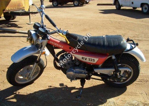 Suzuki RV 125 1980 10826