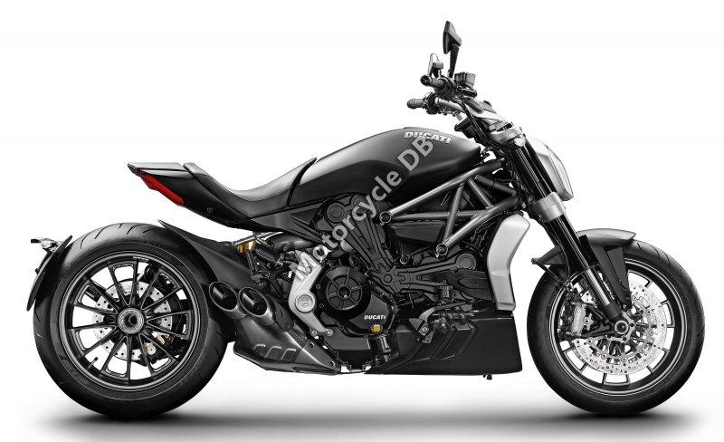 Ducati XDiavel 2017 31442