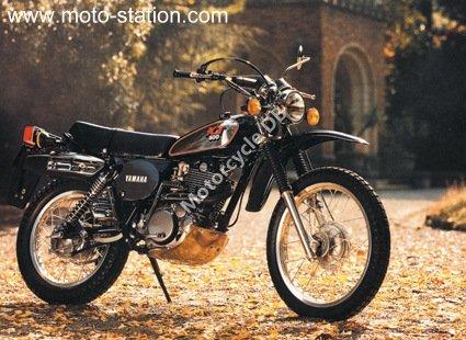 Yamaha XT 500 1990 14907