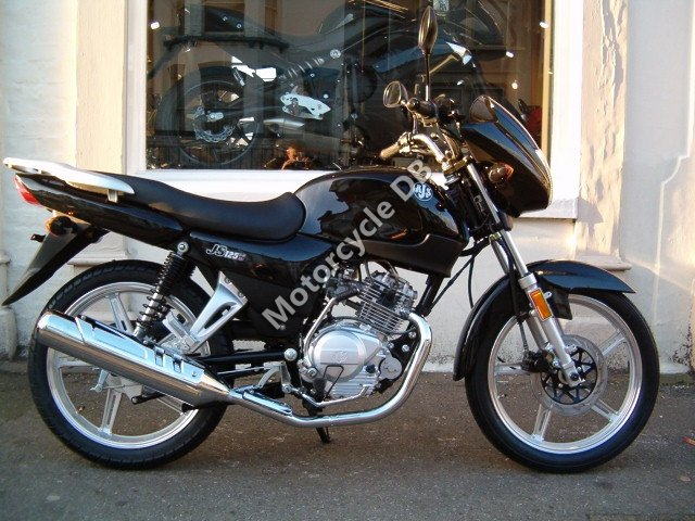 AJS 125 Eco Commuter 2011 24970