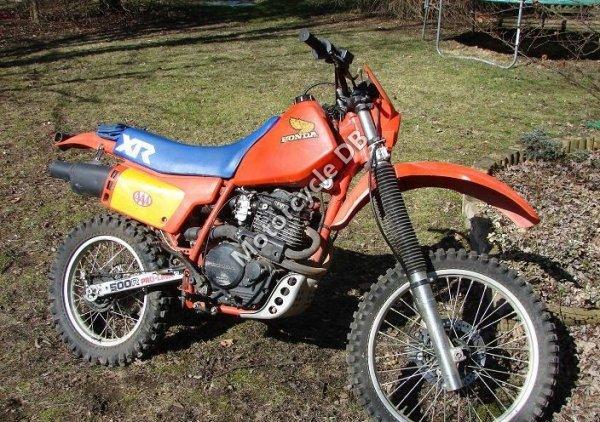 Honda XR 500 1983 7208