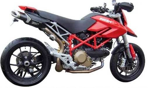 Ducati Hypermotard 1100 2009 48