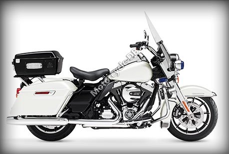 Harley-Davidson Road King Fire - Rescue 2014 23430