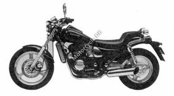 Kawasaki ZL 600 1987 7520