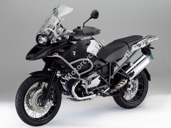 BMW R 1200 GS Adventure Triple Black 2012 22367