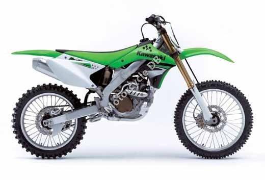 Kawasaki KX250F 2007 11218