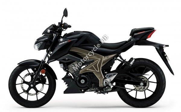 Suzuki GSX-S125 2018 24109