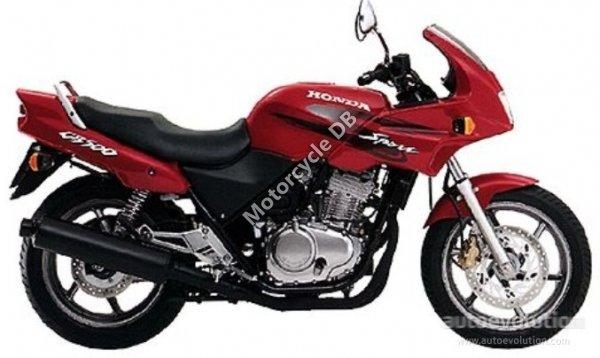 Honda CB 500 1998 15952
