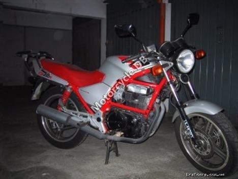 Honda CBX 650 E (reduced effect) 1986 16632